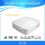 Registrador elegante del CCTV 1u de Penta-Brid 1080P Lite del canal de Dahua 8 (XVR5108C)