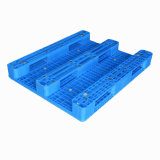 Paleta plástica del HDPE para el uso del estante del almacén