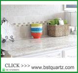 Marmor mögen künstliche Quarz-Stein-Küche-Oberseite