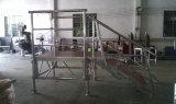 4ftx8ft 4ftx4ft 알루미늄 프레임 옥외 사건 축하 단계