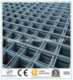 Alta calidad del hormigón reforzado con varillas de hierro Malla de alambre soldado
