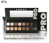 Lorac PRO 16 Color Eyeshadow Eyeshadow impermeable duraderos la sombra de ojos