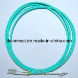 LC/LC 50/125 Cable de fibra óptica OM3