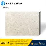 Слябы камня кварца точного зерна скреста упорные белые для торгового центра/домашнего декора