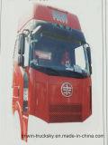 Faw Jiefang J6 트럭은 최고 오두막을 분해한다
