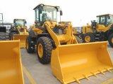 販売のための中国の地球移動機械装置のSdlg 3tのフロント・エンド車輪のローダーLG938L