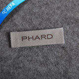 New Fashion Custom 4cm * 7cm Stain Woven Label for Clothing