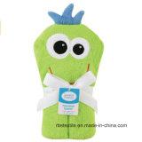 Toalla de algodón con capucha de baño para bebés / niños / niños