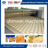 Machines diverses de production de biscuit de vitesse maximale de prix usine