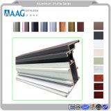Proyecto de construcción perfil de aluminio para muro cortina y la puerta y ventana Fabricante