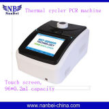 la máquina de la polimerización en cadena de la pantalla táctil 60*0.5ml con Ce confirmó