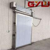 Porta deslizante para o armazenamento frio