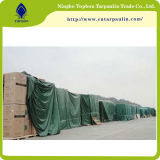 Зеленая крышка трейлера брезента PVC крышки тележки Tarps холстины