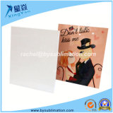 12mm Sublimation MDF Photoframe mit Standplatz