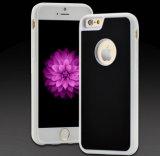 Anti cas de téléphone de pesanteur pour l'iPhone 5 6 pour la couverture de téléphone portable de Samsung S6 S7