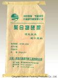 China bildete Kunststoffgehäuse-pp. gesponnenen Beutel für Mörtel
