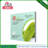 Olive Fiber Face Firming Skin Care Máscara facial de seda