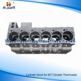 Bloc-cylindres d'engine pour le double thermostat 6bt/4bt/Isf2.8/Isf3.8/Isg de Cummins 6CT 8.3