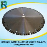 O diamante viu as lâminas para o concreto reforçado Dbr-600