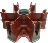 くも14tons/14t Trailer Rear Spider Spoke Wheel Axle Axle Trailer Parts Manufacturer