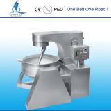 Fornello automatico della frittura di Stir di uso della fabbrica dell'alimento di controllo