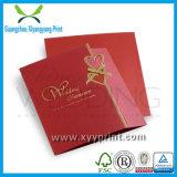 工場カスタム高品質の結婚式の招待のカードの卸売