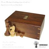 Contenitore di regalo di legno di Hongdao per l'imballaggio di scacchi