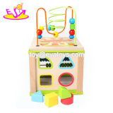 Het nieuwe Heetste Grappige Kleine Stuk speelgoed van de Activiteit van de Wereld Houten voor een Kinderdagverblijf W11b179 van Kinderen