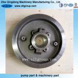 Couverture de pompe d'acier inoxydable de norme ANSI Goulds 3196