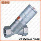 101 Serie Esg Winkel-Sitzc$ventil-wirtschaft Typ-