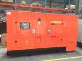 генератор 225kVA Yuchai молчком тепловозный для строительного проекта с аттестациями Ce/Soncap/CIQ/ISO