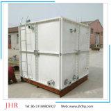 FRP 방열 휴대용 직사각형 정연한 물 저장 탱크