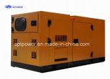 Générateur diesel industriels alimentés par moteur diesel Lovol 30kVA/24kw