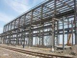 Costruzione prefabbricata di vendita dell'indicatore luminoso della struttura d'acciaio del gruppo di lavoro caldo del magazzino