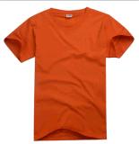 OEM обслуживает тенниску цвета равнины хлопка изготовленный на заказ людей одежд высокого качества