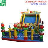 Paraíso moda parque infantil inflável Gigante (BJ-F03)