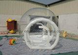Freies aufblasbares Luftblasen-Zelt für das im Freienkampieren