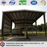 Estructura de acero prefabricados Sinoacme Railroad Canopy