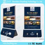 11000mAh la Banca Port di potere del USB della batteria esterna 4 con la pubblicità del menu (ZYF8074)