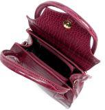 Borse del cuoio di sconto delle borse di vendite di modo delle signore delle borse di cuoio del progettista Nizza