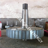 Permanent Magnet Three Phase AC Generator for Vertical Wind Turbine
