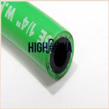 Chino Superior de malla de fibra de la manguera de aire de caucho, alisar la superficie flexible de aire de alta presión