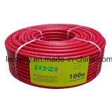 Tuyaux d'air mous flexibles de PVC de matière plastique