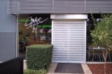 Puerta de aluminio comercial de la persiana enrrollable de /Automatic de la puerta del rodillo/puerta eléctrica del obturador del rodillo