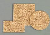 지르코니아 강철 주조 여과를 위한 세라믹 거품 필터 (벌집 필터)