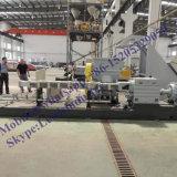Xj65 Pin 배럴 찬 공급 관 밀어남 선을%s 고무 압출기 기계