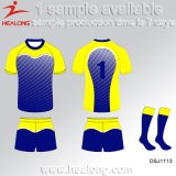 Healong Form-Entwurfs-Kleid-Team-Verein-Sublimation-Rugby Jersey