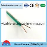 Fio colorido altamente flexível do altofalante do fio do altofalante da fita do preço de fábrica