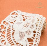 Hot Sale mousseline de soie personnalisé de fioritures les garnitures de dentelle pour les vêtements