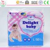 Pañal disponible del bebé del fabricante S 70PCS de China